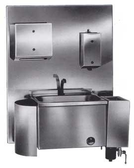 Inox accessori for Lavandino acciaio inox